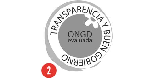Sello de transparencia y buenas prácticas de la CONGDE